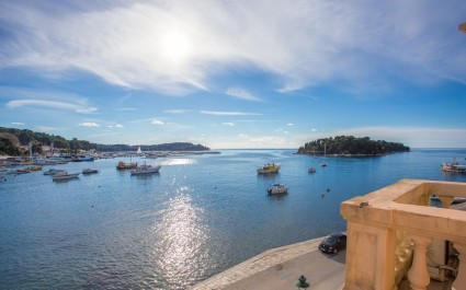 Apartment Viking Rovinj with Sea View