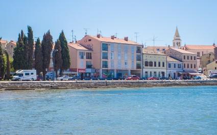 Old Town Apartment Tomicic con vista diretta sul mare III