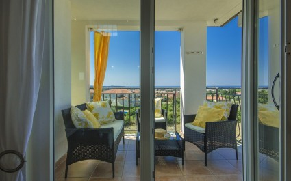 Two-Bedroom Apartment Vista Mare Cittanova