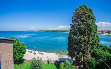 Old Town Apartment with Sea View in the City Centre of Poreč