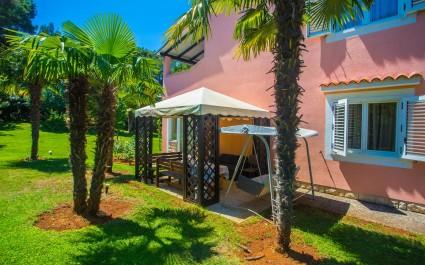 Schönes Ferienhaus Little Paradise in der Nähe des Stadtzentrums