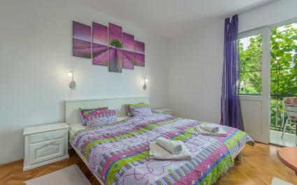 Appartamento Sauko - Lavanda con Balcone