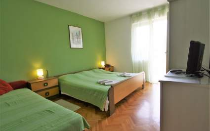 Appartamento Sauko - Maslina con Balcone