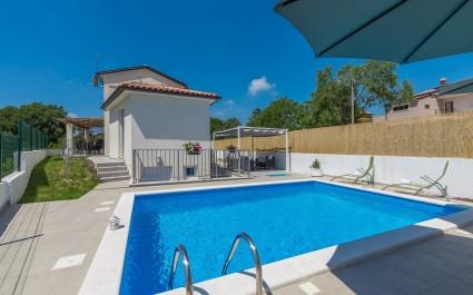 Casa nuova e moderna con piscina vicino a Rovigno - Casa Andrea