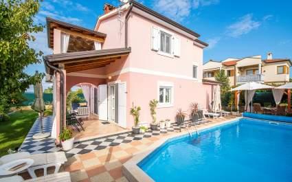 Three Bedroom  Villa Marija with Private Pool in Gedici