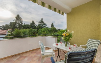 Simplely decorated and spacious Apartment Jozefina near the beautiful Beach and City center