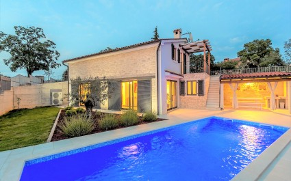Modern Villa Sol Anima with Private Pool