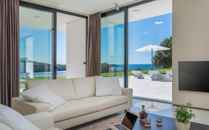 Luksuzna Villa La Reina sa prekrasnim Pogledom na Limski Kanal