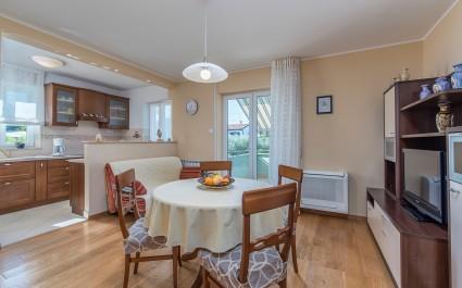 Apartment Sany Premium im ersten Stock mit Meerblick