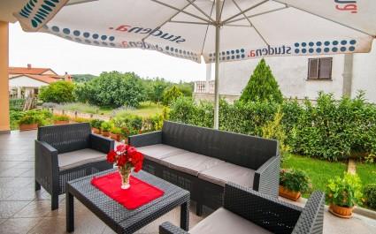 Brand New Apartment Stela close to Porec