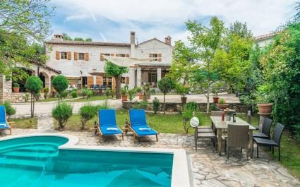 Villa Damiana Zminj