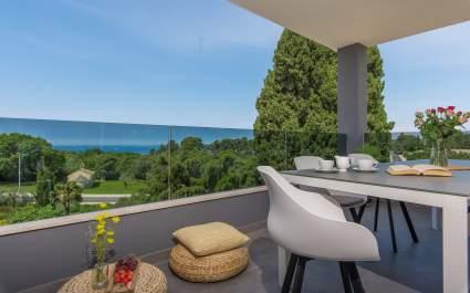 Apartment Sea with balcony in Rovinj - Residence Galant