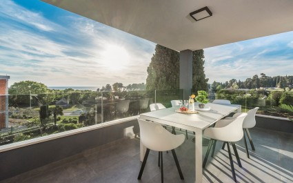 Apartment Moon with Sea View in Rovinj - Residence Galant