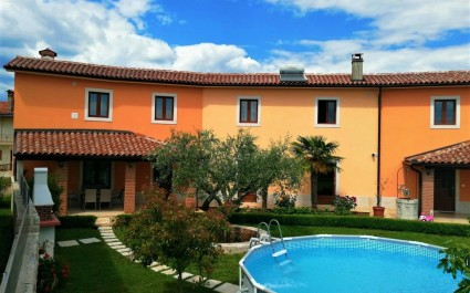 Holiday House Angelina in Central Istria