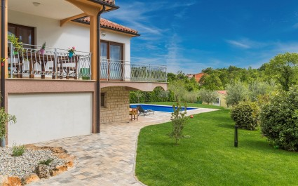 Villa Marina with Private Pool near Porec