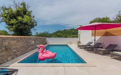Casa Mare Monti Livade s privatnim bazenom