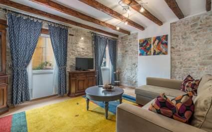 Apartman Eufrasiano u starom gradu Poreča