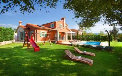 Villa Goretini with private pool